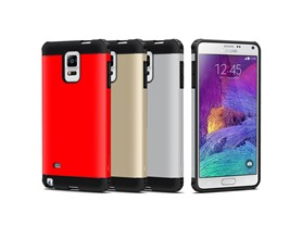 rooCASE Executive Tough Slim Case for Galaxy S4 - 3 Pack