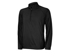 ClimaProof Wind Half Zip Jacket - Black