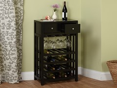 Napa Wine Cabinet (2-Colors)