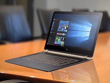 HP Spectre, Envy, & Pavillion Laptops