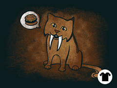 Sabertooth Can Haz Cheezburger?