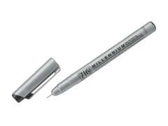 Zig 0.02mm Memory System Tip Millennium Marker- Black