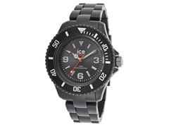 Solid Gunmetal Watch