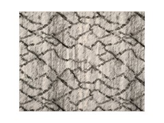 Safavieh Retro Rug Grey/Blk (2 Sizes)