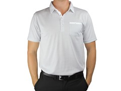Travis Mathew Inherit Polo, White (M)