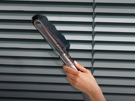 Dyson Soft Dusting Brush - Iron