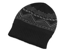 MUK LUKS® Cap with Fleece Lining, Black