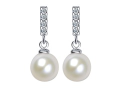 Vogue Pearls Mystery Island Earring