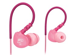 M6 In-Ear Sport Earbuds - Pink