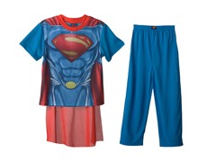 Superman 2-Piece Set w/Cape (4-8)