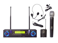 Pro UHF Wireless Microphone System