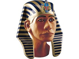 Elenco Peg Sculpture Head Tutankhamen