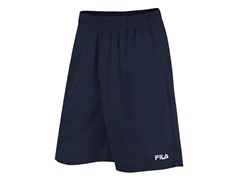Fila Solid Mesh Training Short, Navy (S)