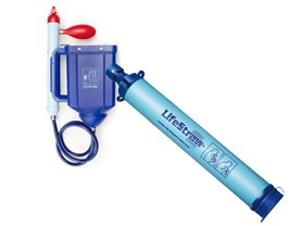 LifeStraw Personal or Family H20 Filter