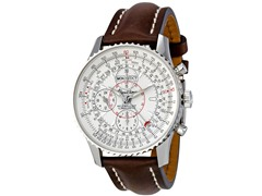 Men's Montbrilliant Datora White Dial