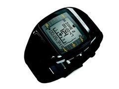 FT60 Men's Black Exercise Watch