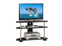 "Turn n Tube 3-Tier 42"" TV Stand"