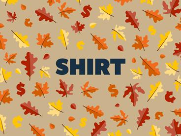 Shirt Fall-Tastic Deals!