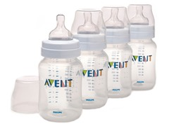 Avent 4-Pack of 9oz Classic Bottles