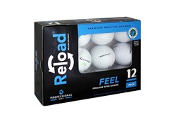 TaylorMade Rocketballz Golf Ball 12-Pack