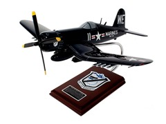 "1/26th Scale F4U-4 Corsair ""Black Sheep Squadron"""