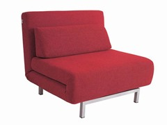 Amiens Convertible Chair - Red