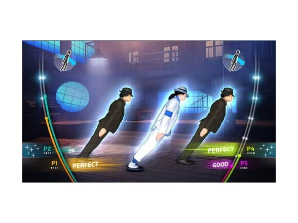 Image of Michael Jackson The Experience - Nintendo Wii