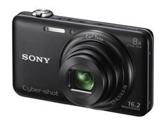 Sony 16.2MP Digital Camera with 8x Optical Zoom