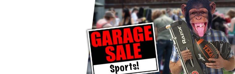 The Sport.Woot Garage Sale