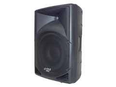 "15"" 1200W Powered 2-Way Full Range Loud Speaker System"