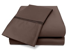 Veratex Princeton 800TC Sheet Set-Espresso-4 Sizes