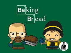 Baking Bread Jersey Zip Hoodie