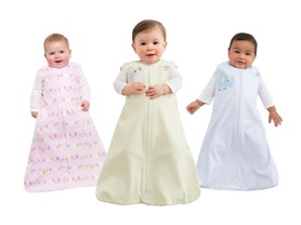 Halo Cotton SleepSack - 4 Styles