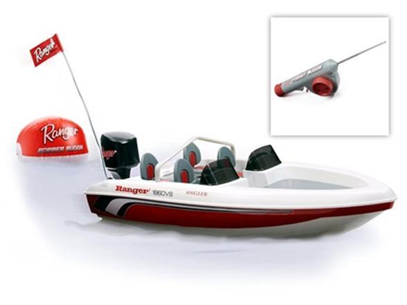 Aviva ranger fishin 39 buddy rc boat for Fish catching rc boat