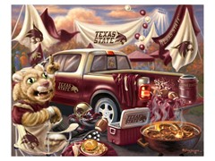Texas State  -  Tailgate