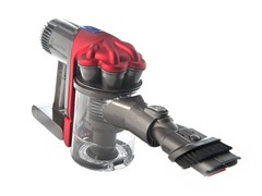 Dyson DC35 Handheld Vacuum-Red