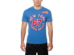 Kappa New York Mondo S/S T-Shirt