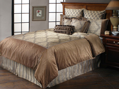 Royal Riviera 9Pc Bedding Set - Queen