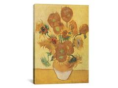 Sunflowers 1888 by Vincent van Gogh