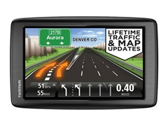 "TomTom 6"" GPS w/ Lifetime Maps & Traffic"