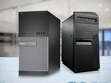 Refurbished Desktops
