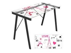Lumisource Love in Paris Desk