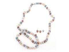 Multicolor Pearl 3 Piece Set