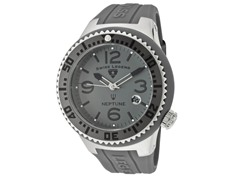 Men's Neptune Watch - Grey/Grey