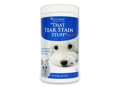 That Tear Stain Stuff 2pk Natural 200gm