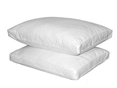 Quilted Back Sleeper Pillows S/2 - Standard