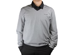 Travis Mathew Men's Rhino Grey Sweater