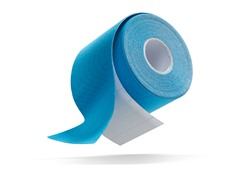 Blue Kinetic Kinesiology Tape