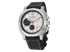 Men's Chronoscope Chronograph Silver Dial
