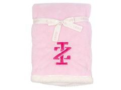 Pink Izod Blanket